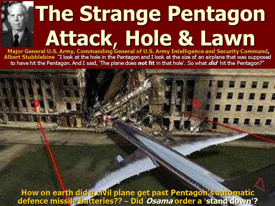 The Strange Pentagon Attack, Hole & Lawn