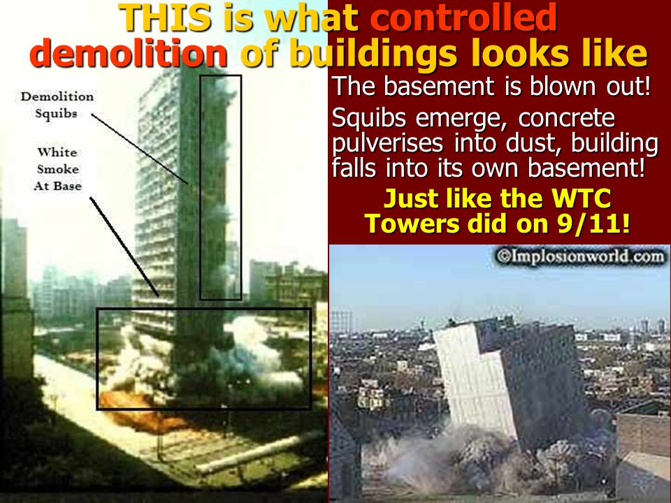 THIS is what controlled demolition of buildings looks like