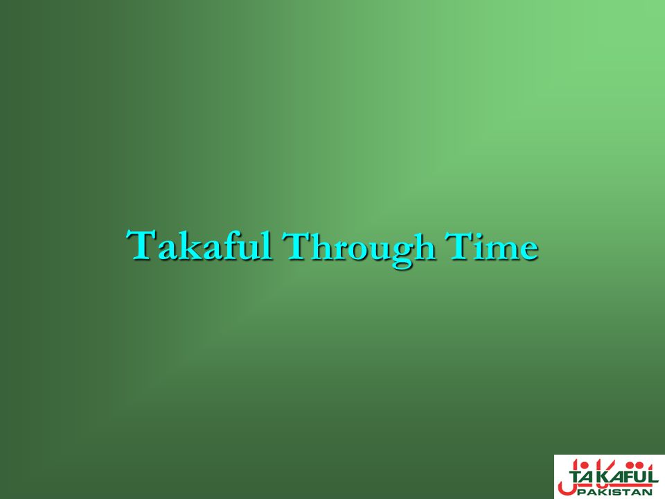 Takaful Through Time