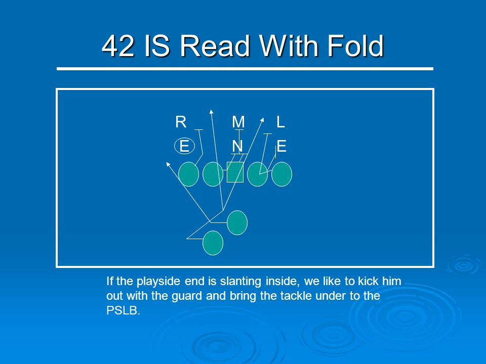 42 IS Read With Fold R M L E N E
