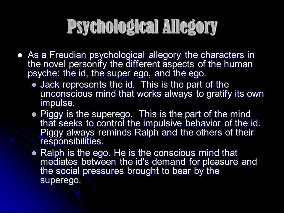 Psychological Allegory