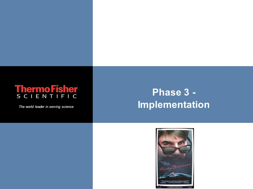 Phase 3 - Implementation
