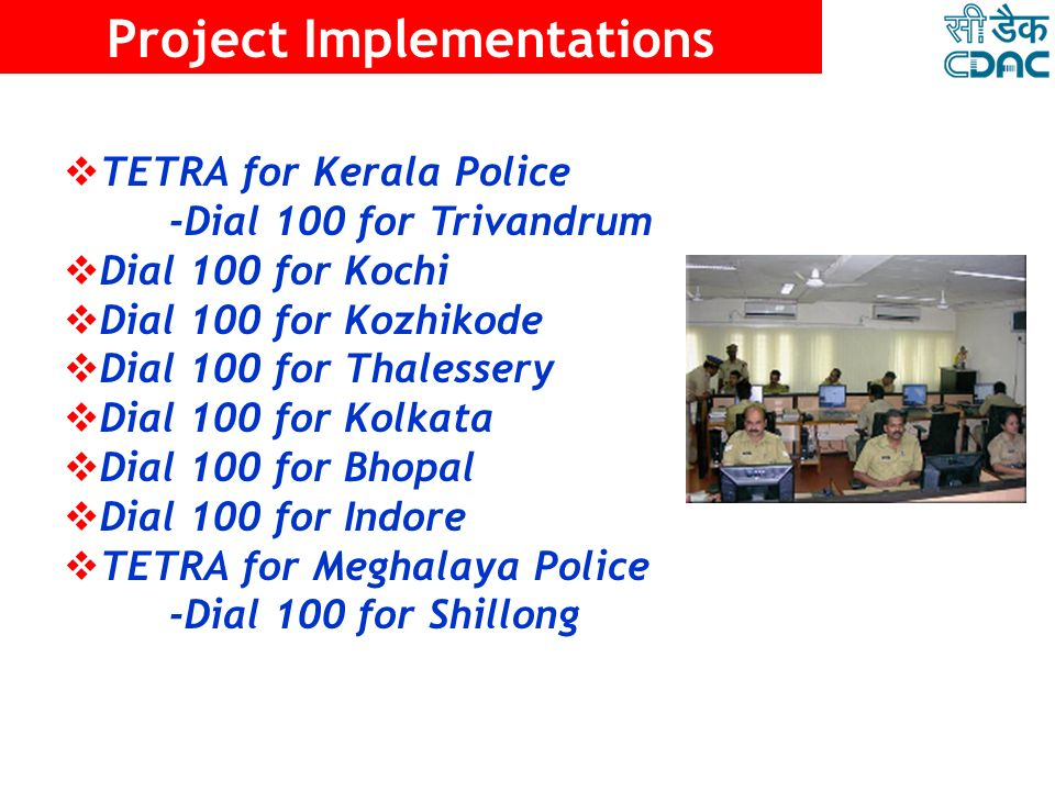 Project Implementations