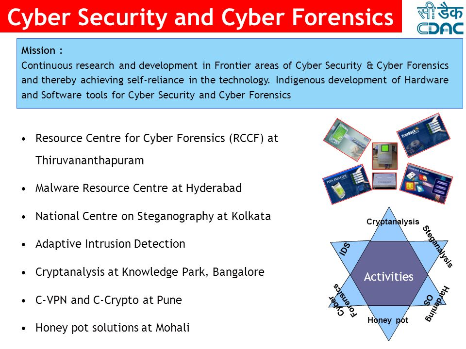 Cyber Security and Cyber Forensics