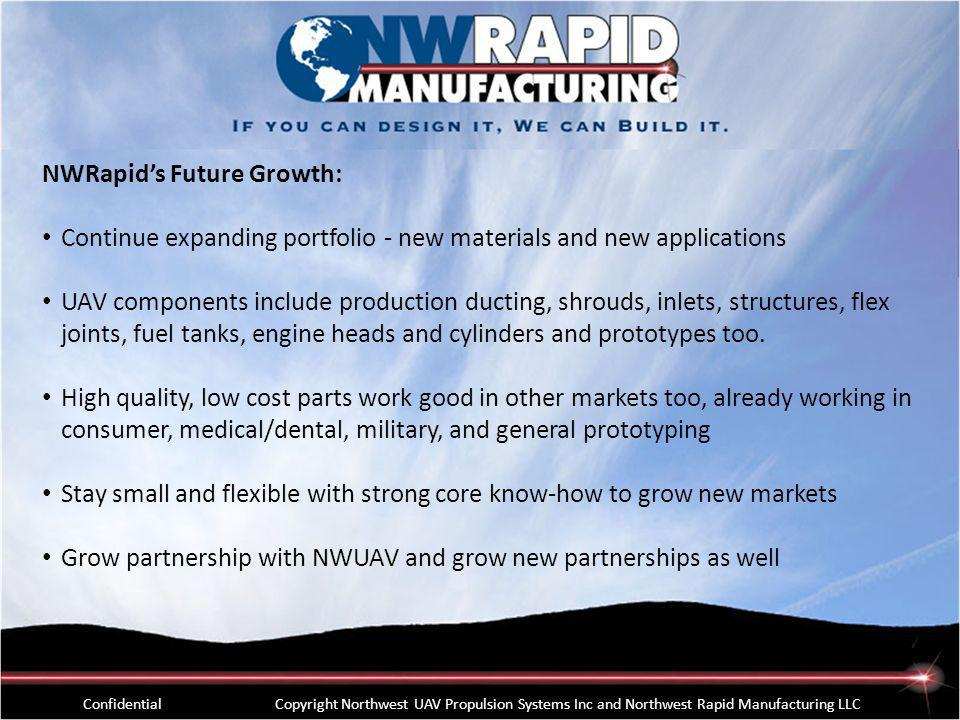 NWRapid's Future Growth: