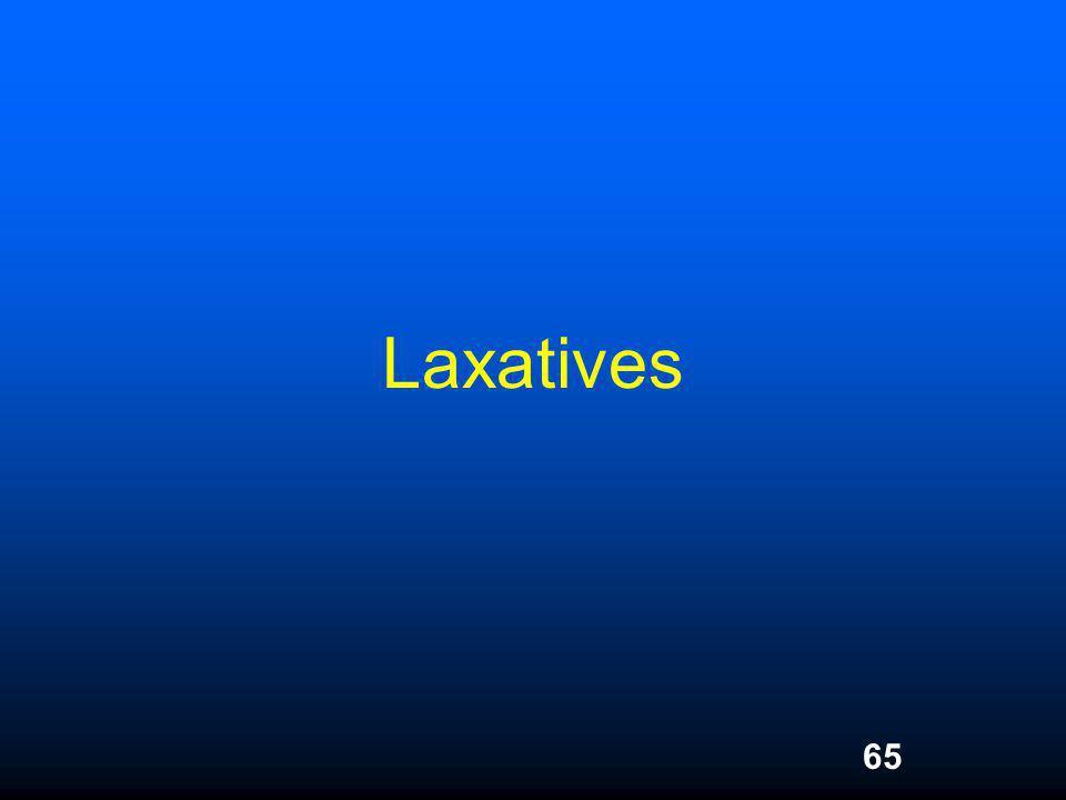 Laxatives 65