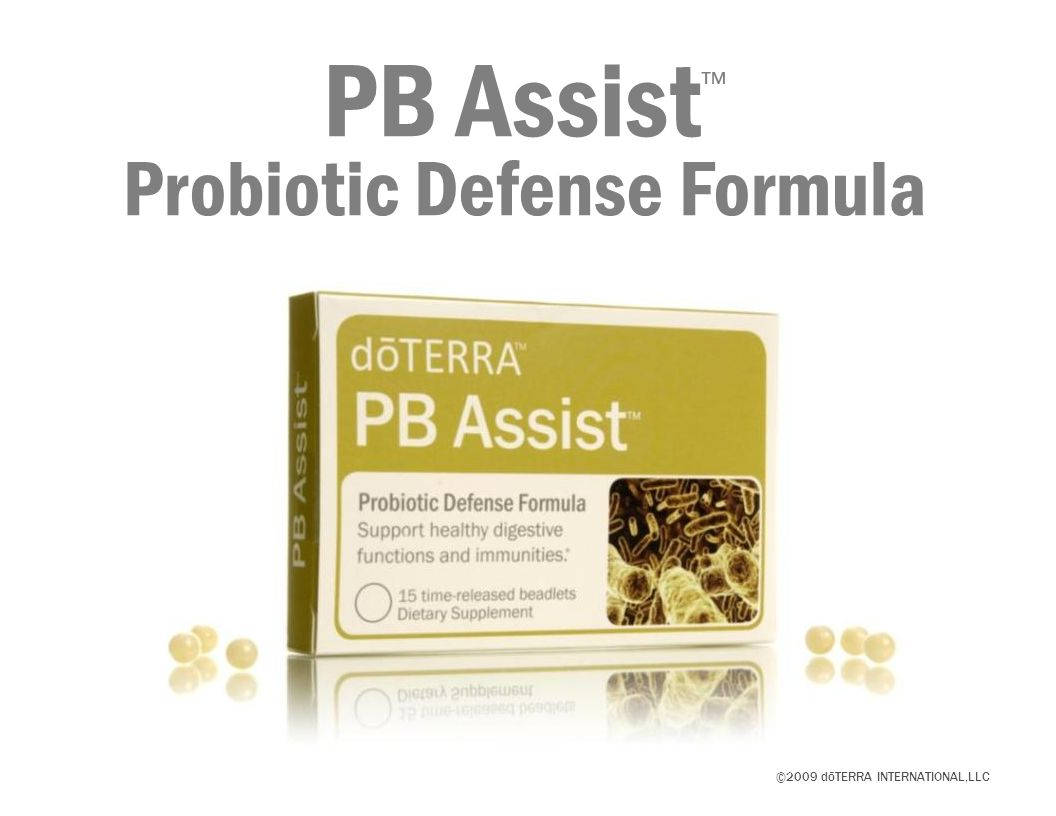 Probiotic Defense Formula