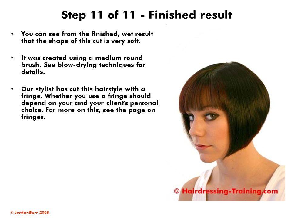 Step 11 of 11 - Finished result