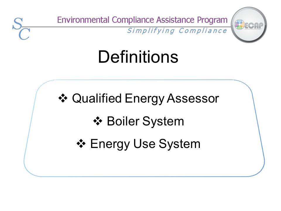 Qualified Energy Assessor