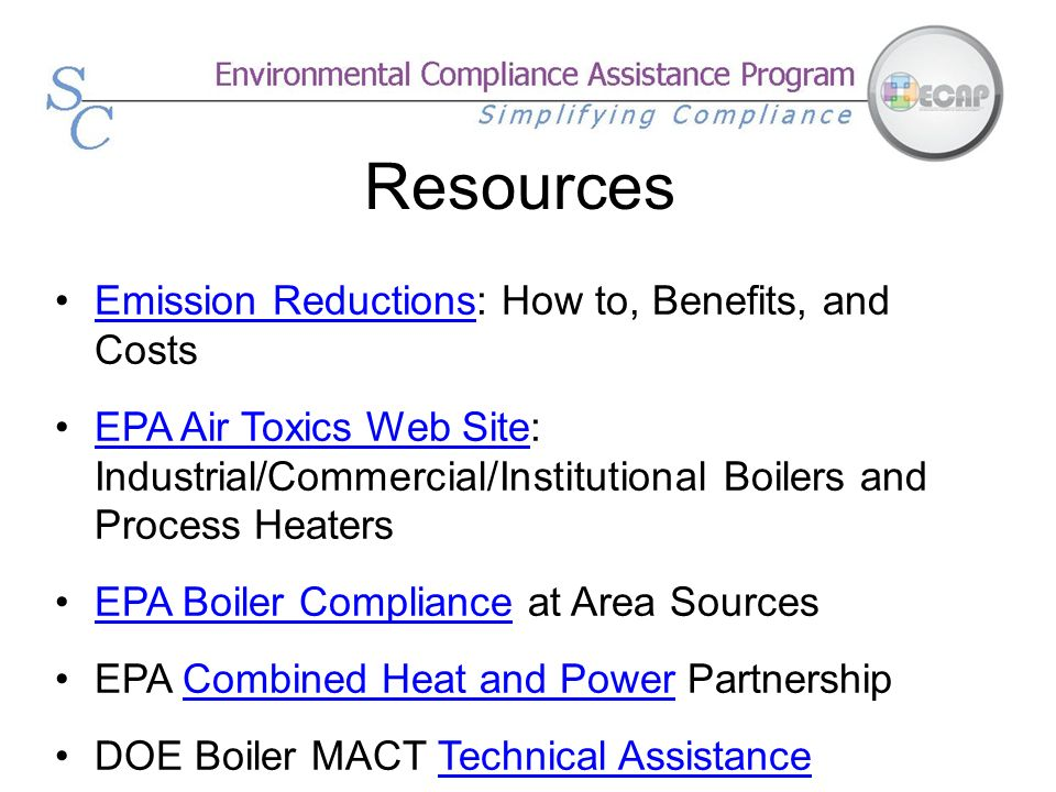 Resources Emission Reductions: How to, Benefits, and Costs