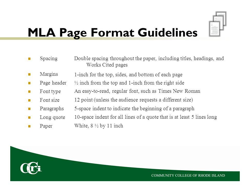 Apa Short Essay Format