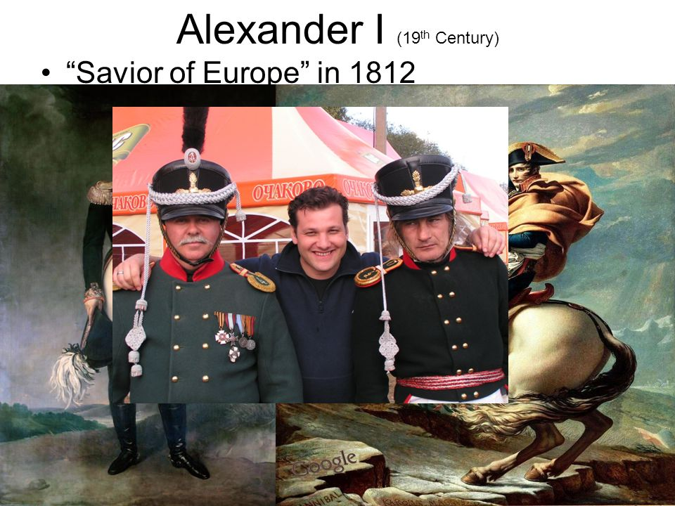 Alexander I (19th Century)