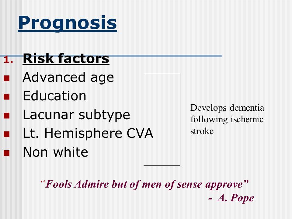 Fools Admire but of men of sense approve - A. Pope