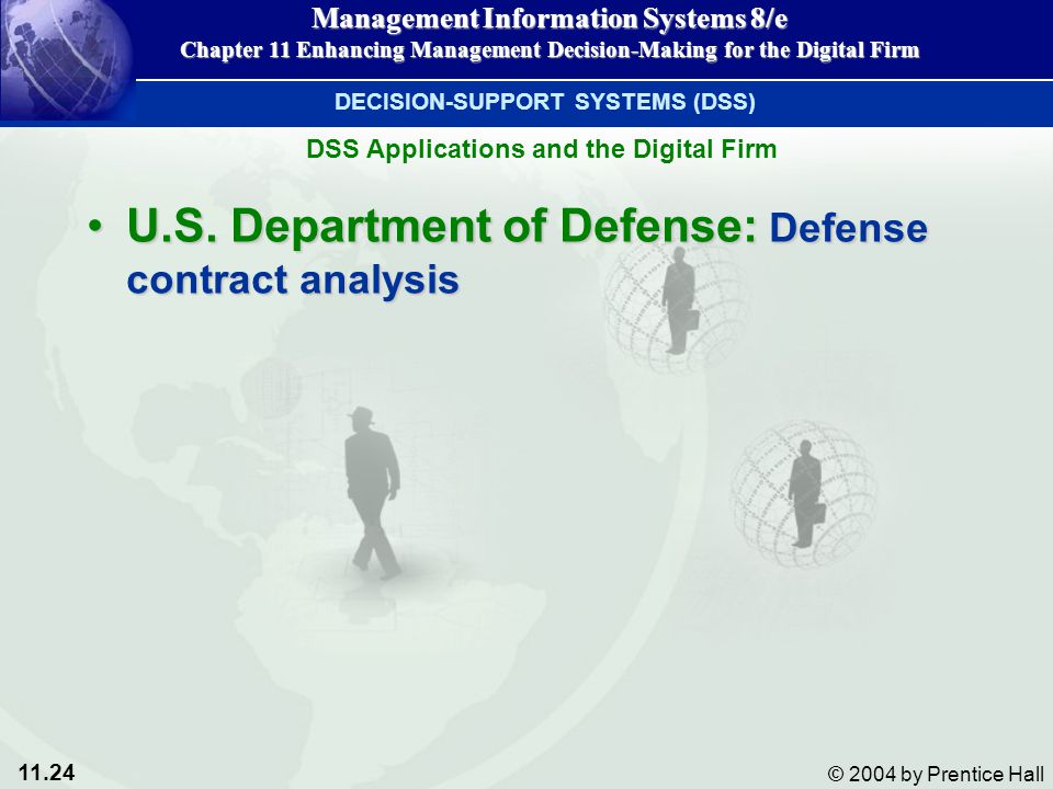 U.S. Department of Defense: Defense contract analysis