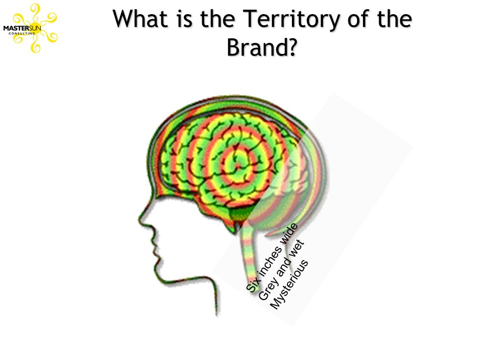 What is the Territory of the Brand