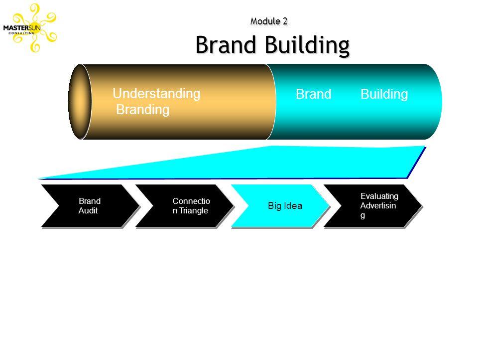 Understanding Brand Building Branding Big Idea Module 2 Brand Building