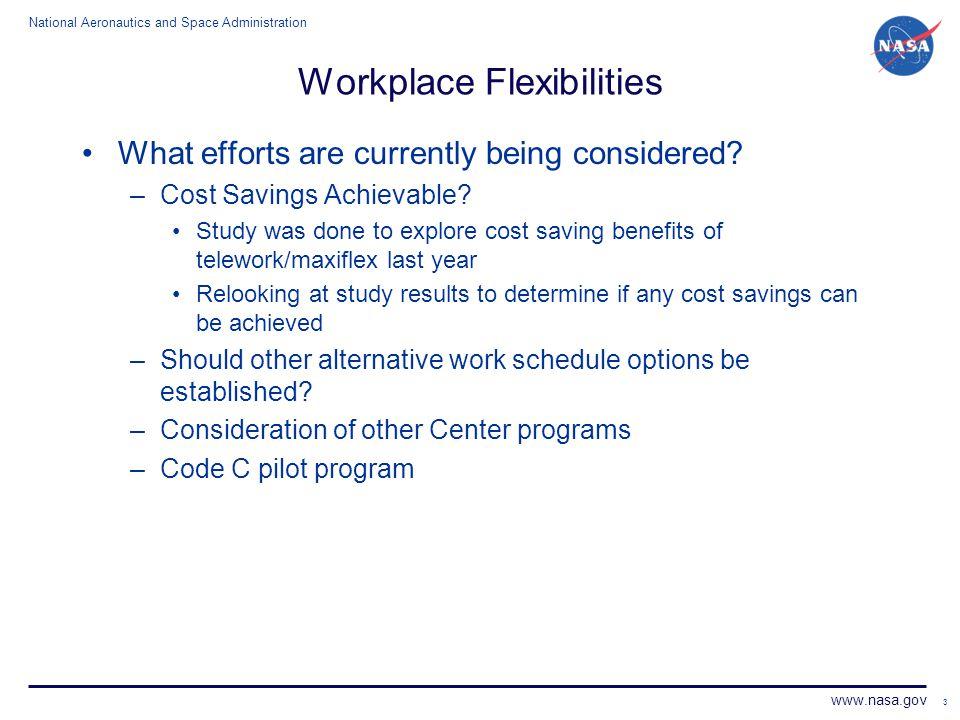 Workplace Flexibilities