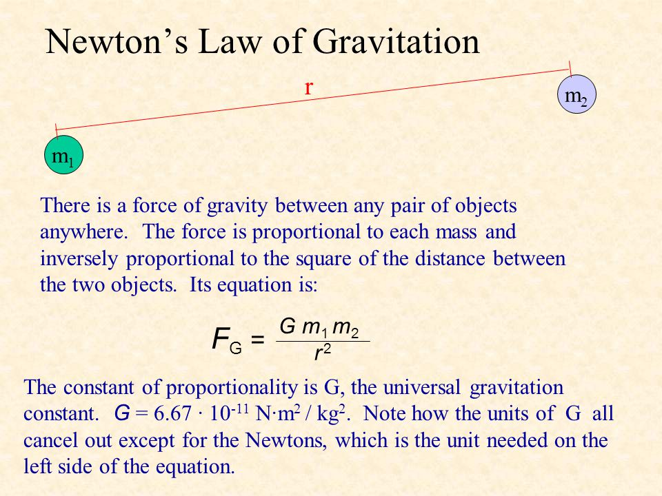 newton law of gravitation How did newton derive the universal law of gravitation this question was originally answered on quora by alejandro jenkins.