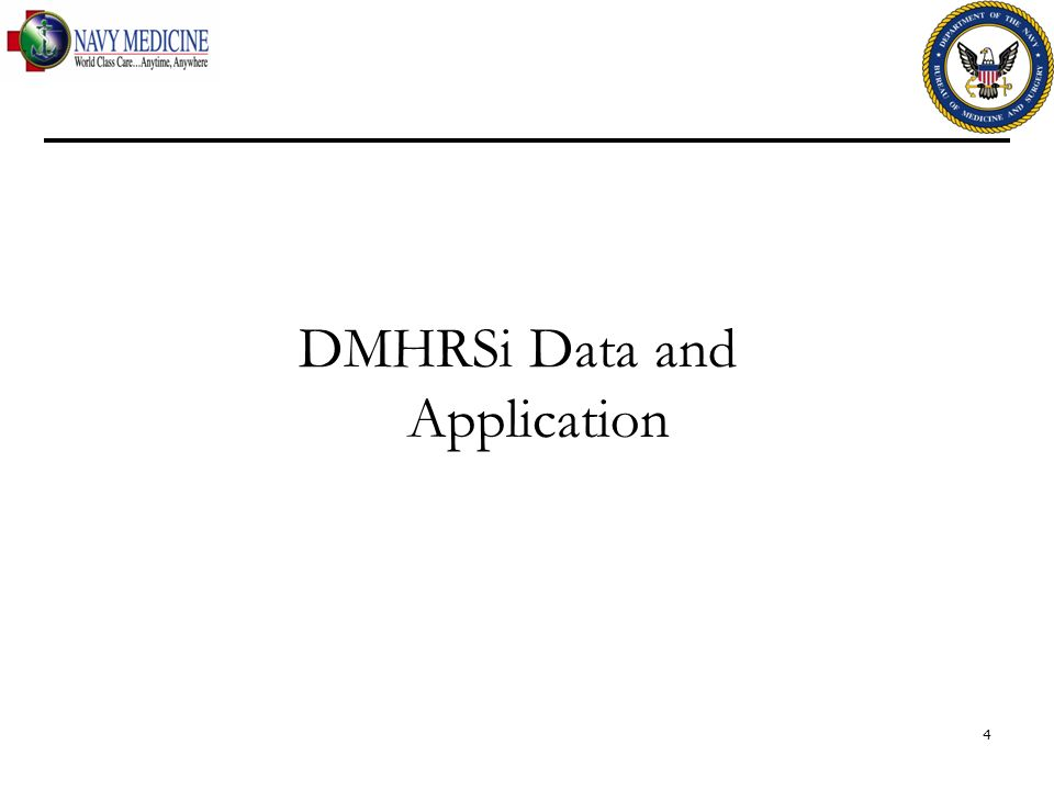 DMHRSi Data and Application