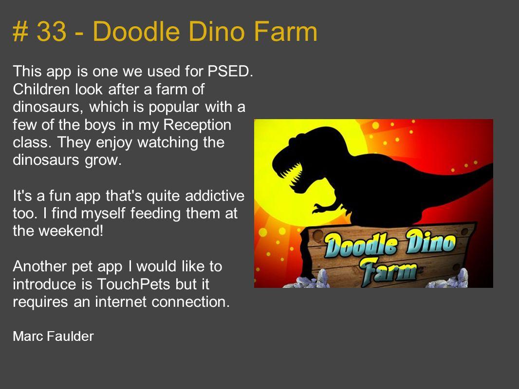 # 33 - Doodle Dino Farm