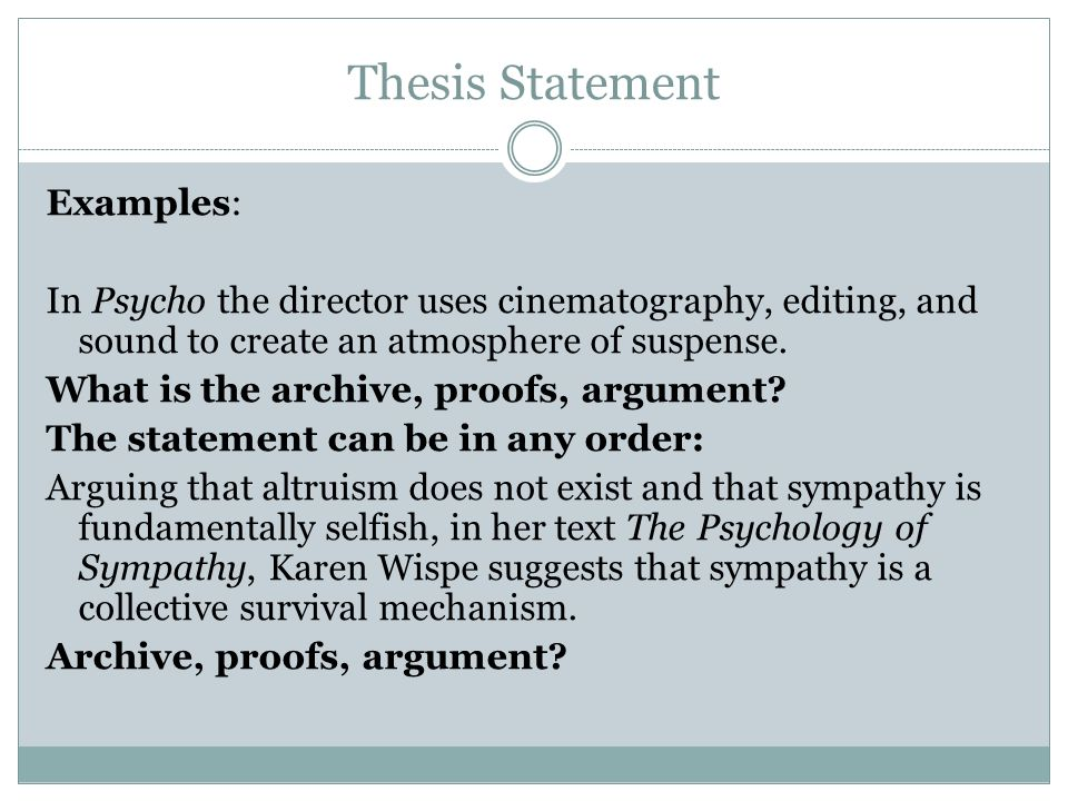 thesis statement for computer technology