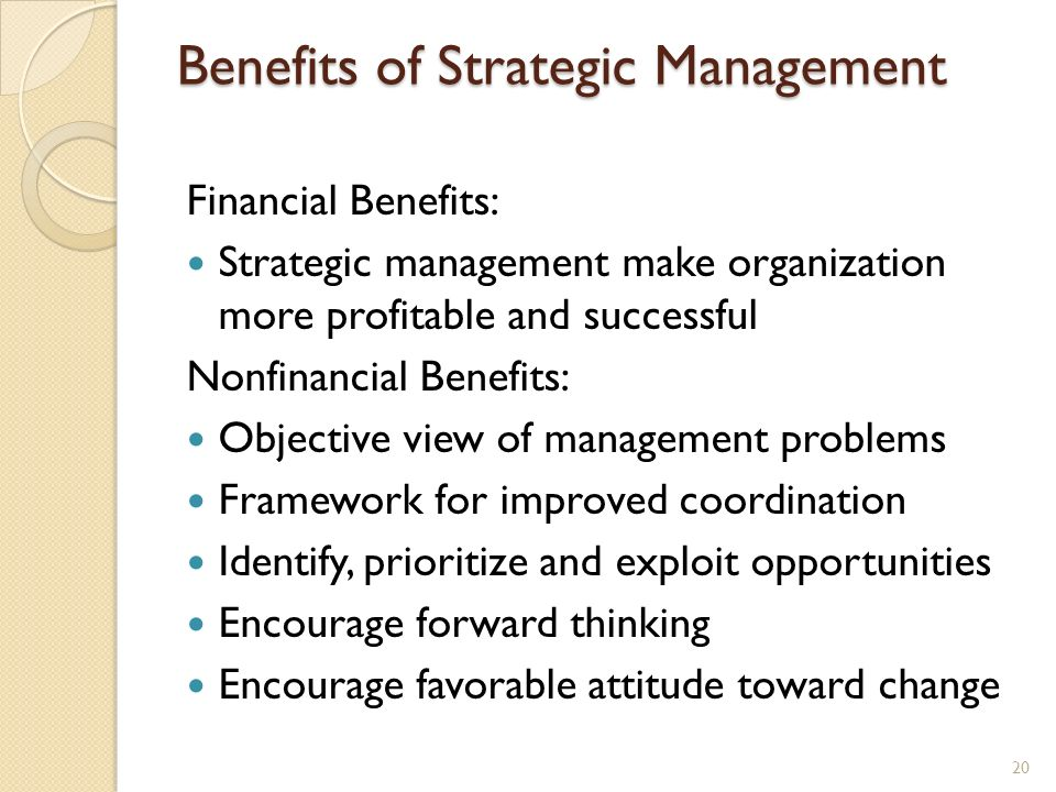 advantages of management by objectives system Project management  organization  dušan bobera   advantages and disadvantages,  o the whole applicative system this.