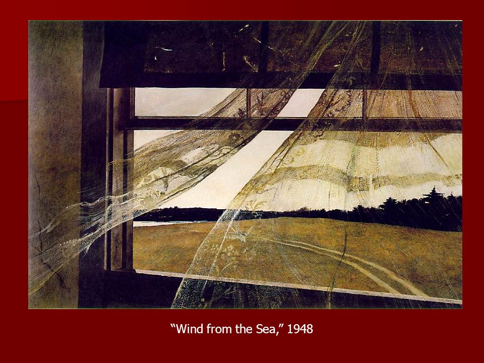 Wind from the Sea, 1948