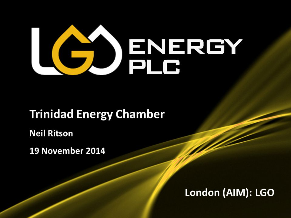 Trinidad Energy Chamber