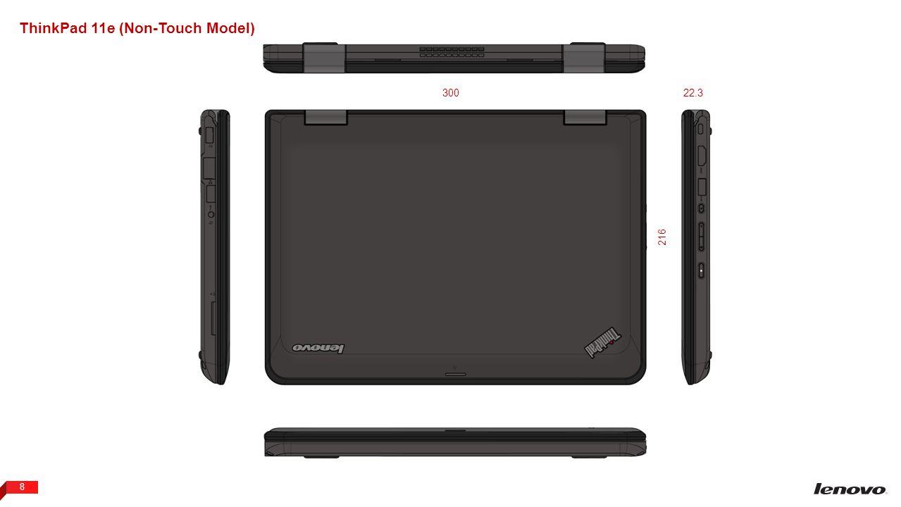 ThinkPad 11e (Non-Touch Model)