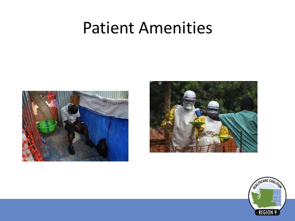 Patient Amenities