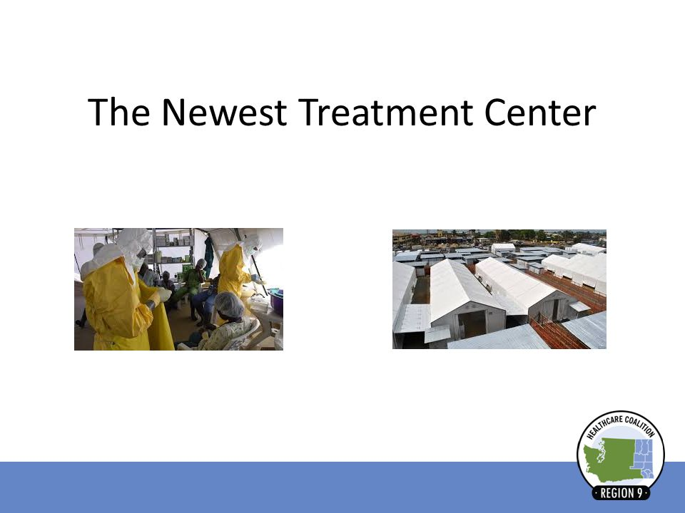 The Newest Treatment Center