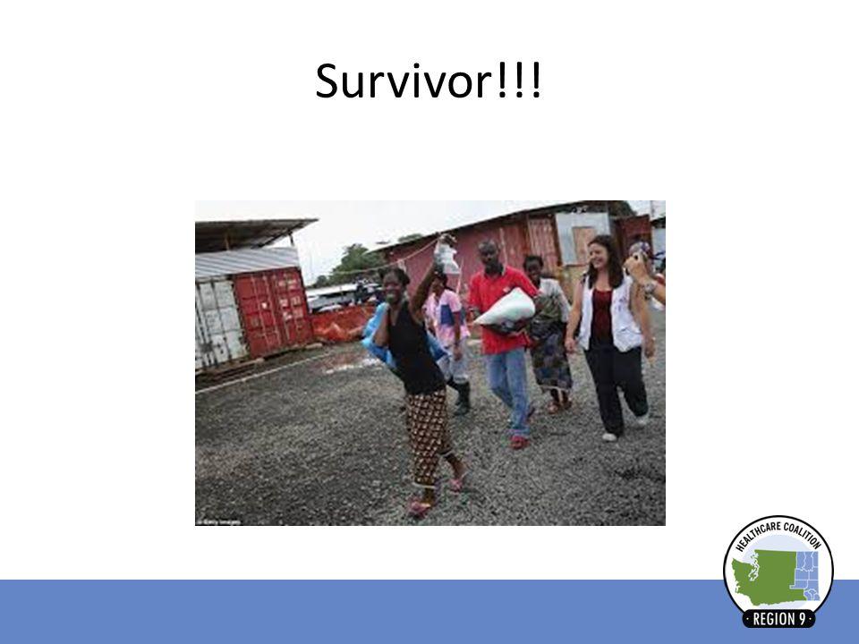 Survivor!!!