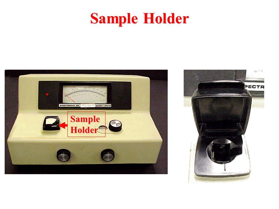 Sample Holder Sample Holder