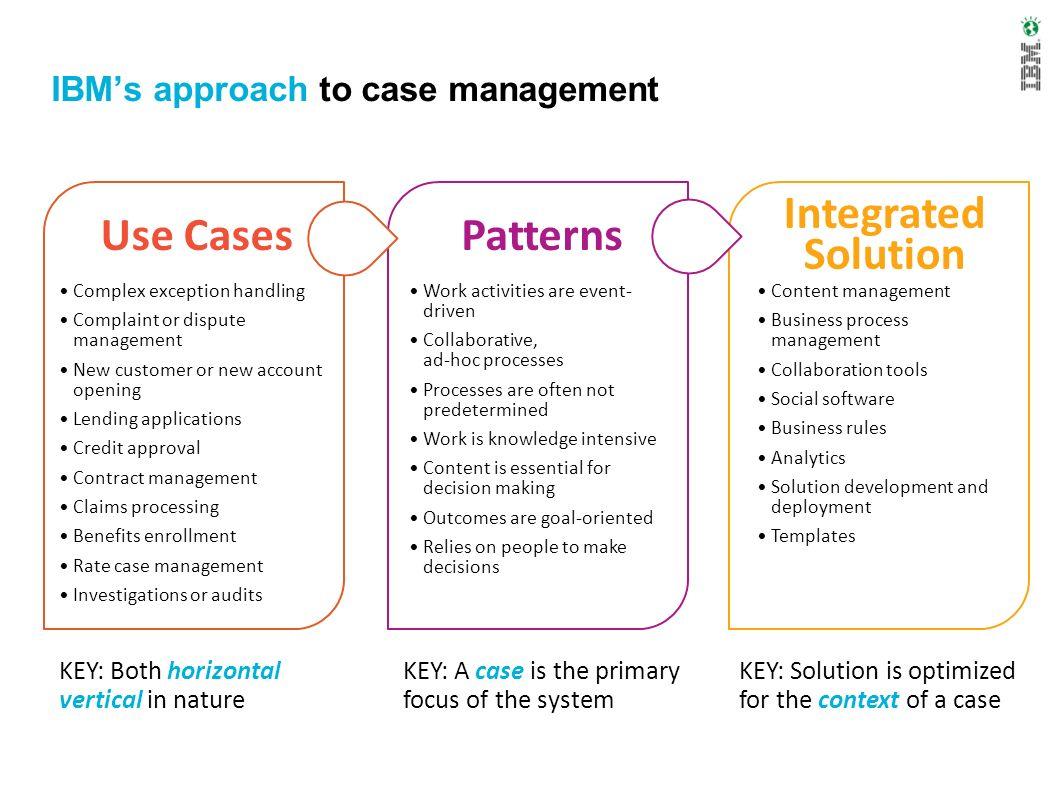 case management a collaborative process