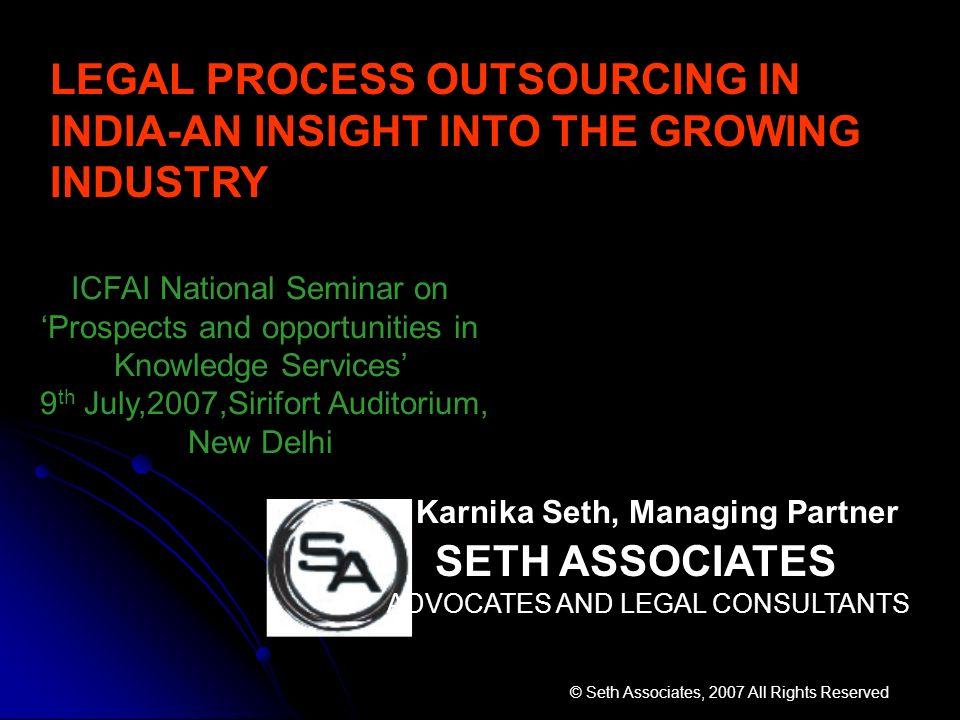 Karnika Seth, Managing Partner