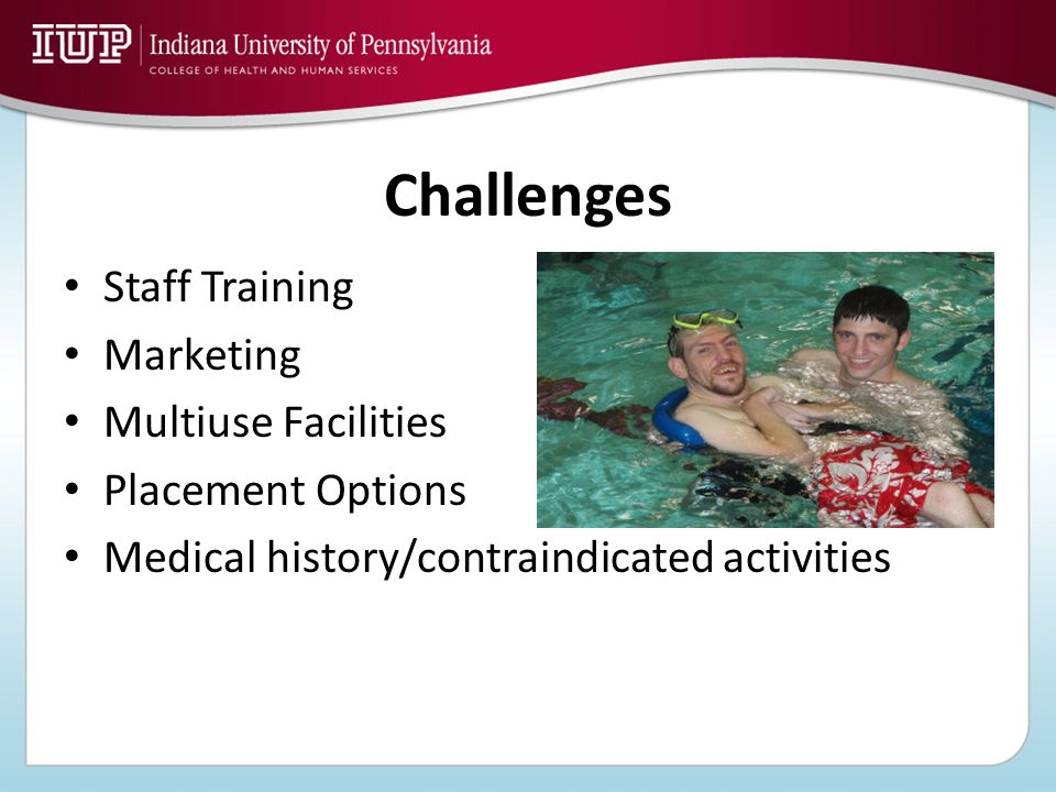 Challenges Staff Training Marketing Multiuse Facilities