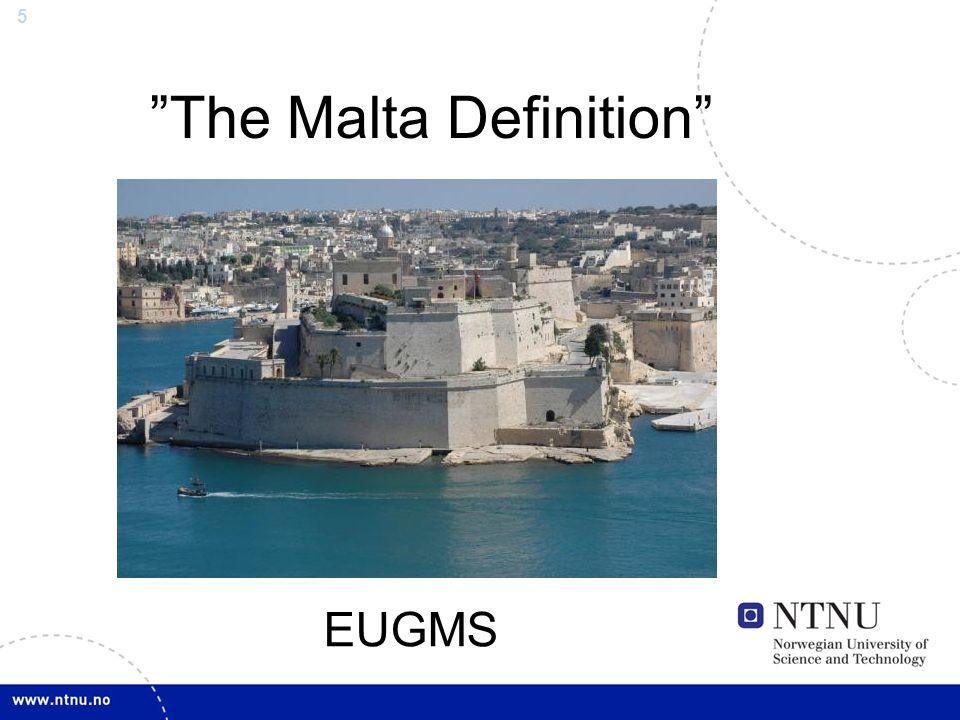 The Malta Definition