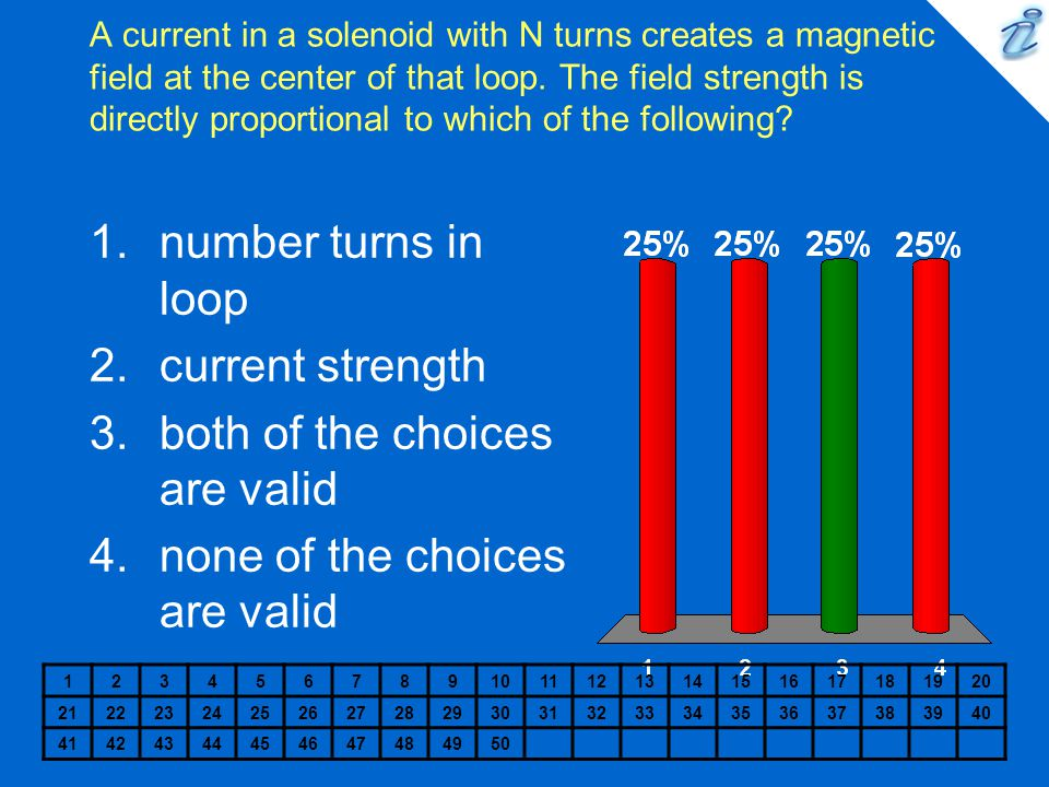 magnetic field and choices Ap physics - magnetism practice test multiple choice  uniform magnetic field has a magnitude of 55 mt and is directed at an angle of 20° away from the wire.