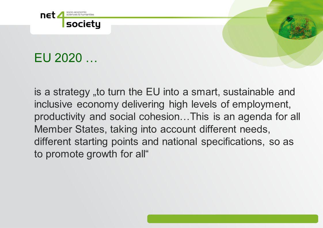 EU 2020 …