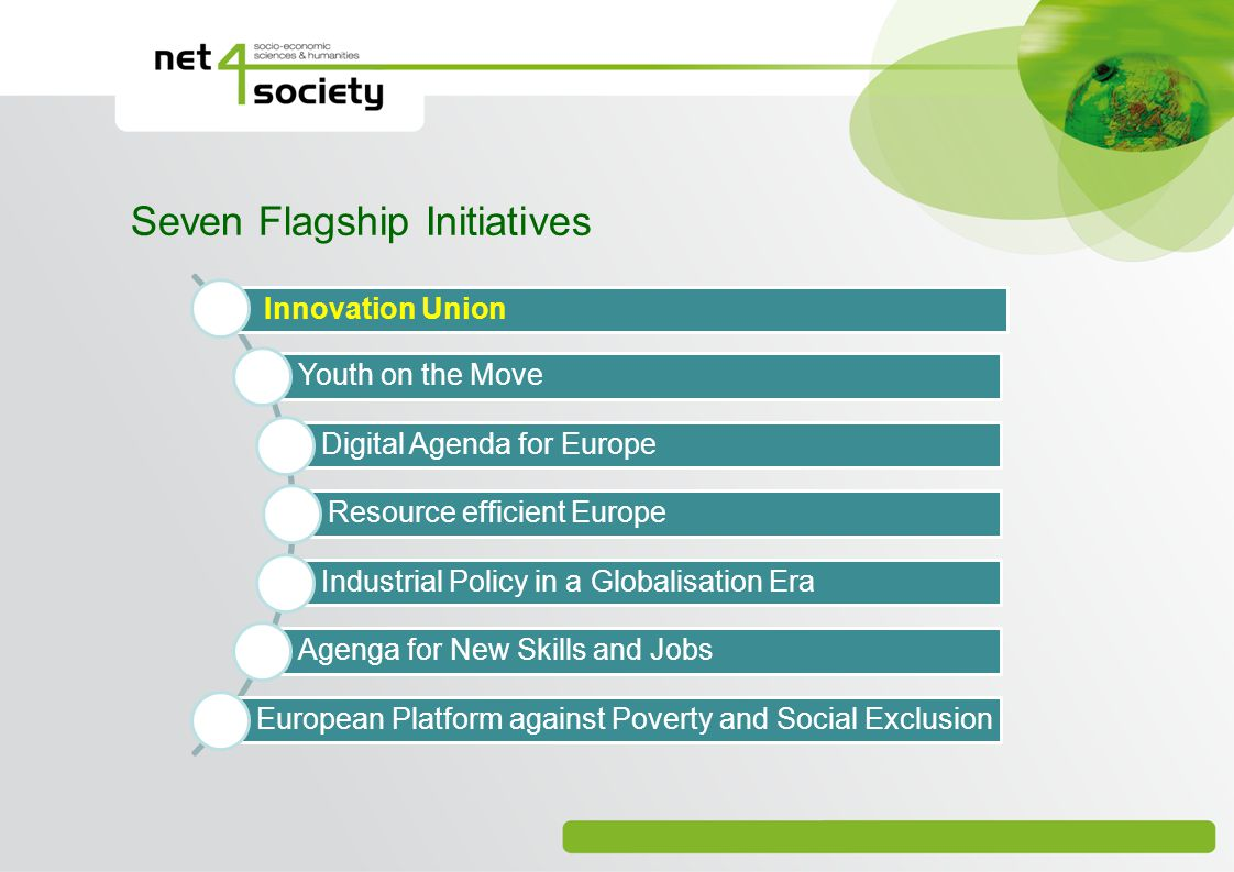 Seven Flagship Initiatives