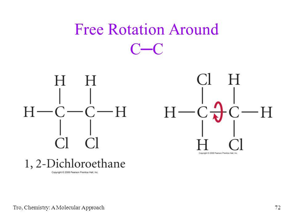 Free Rotation Around C─C