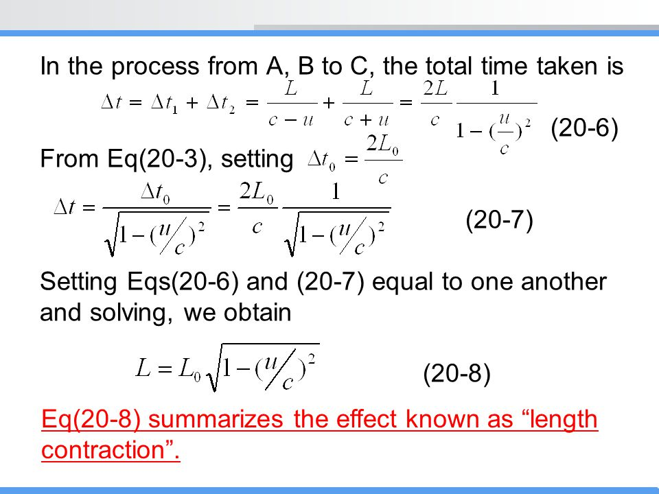 In the process from A, B to C, the total time taken is