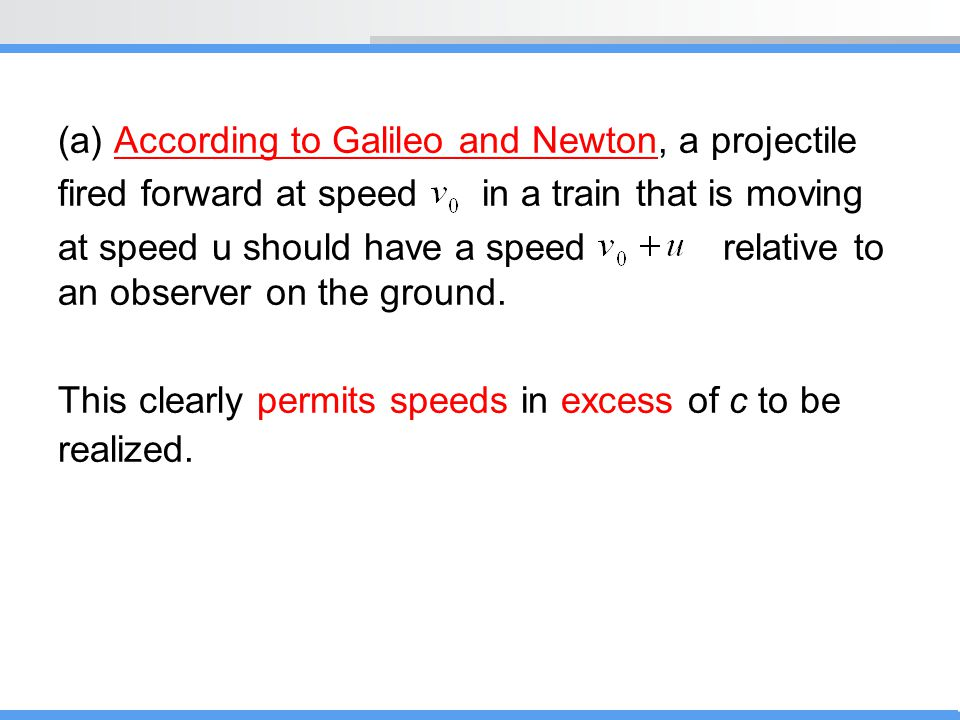 (a) According to Galileo and Newton, a projectile