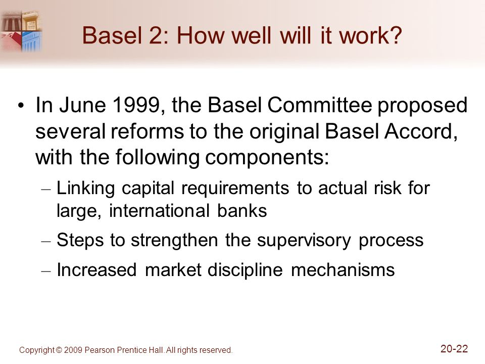 Basel 2: How well will it work