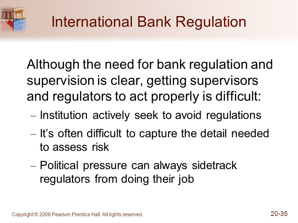 International Bank Regulation