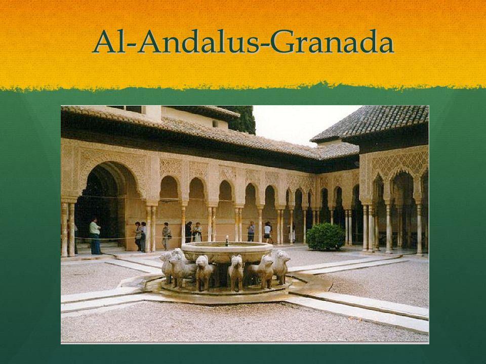 Al-Andalus-Granada