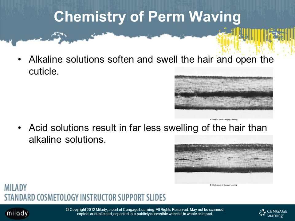 Chemistry of Perm Waving