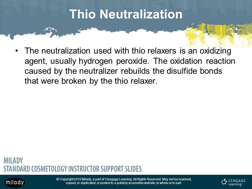 Thio Neutralization