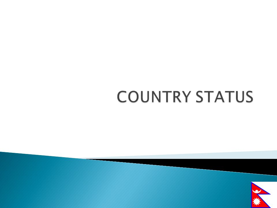 COUNTRY STATUS