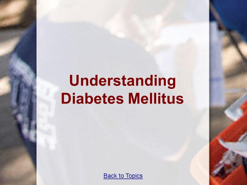 Understanding Diabetes Mellitus